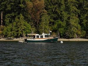 Jeff and Ela's new Ranger Tug, BoboLink.