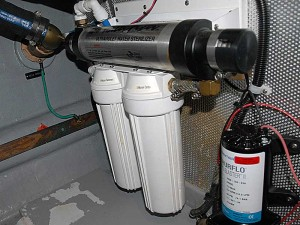 Water Filters and UV Purifier.