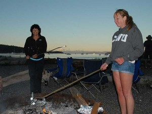 Smores any one?