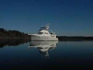 Sea Eagle, Totten Inlet