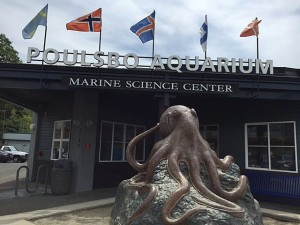 The Marine Science Center at Poulsbo